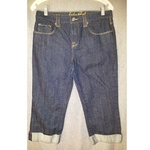 Baby Phat Capris Jeans size 5